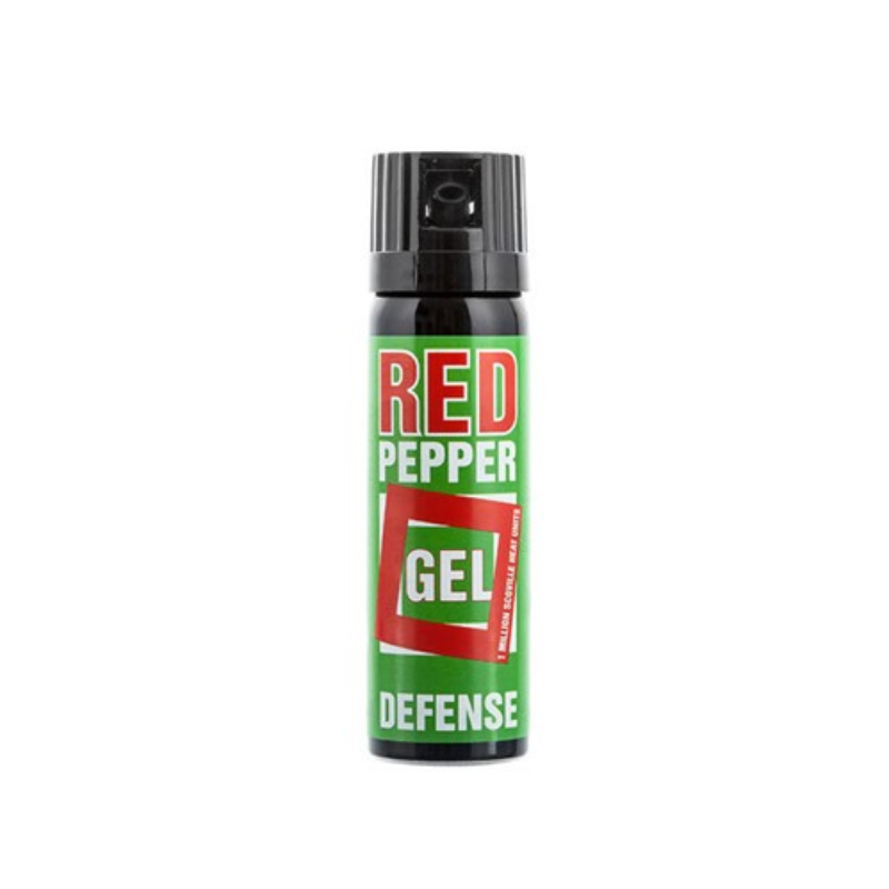 Gaz pieprzowy Sharg Defence Green Gel 63ml Cone 1
