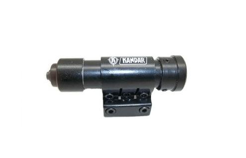 Celownik laserowy czerwony, Laser do pistoletu 1