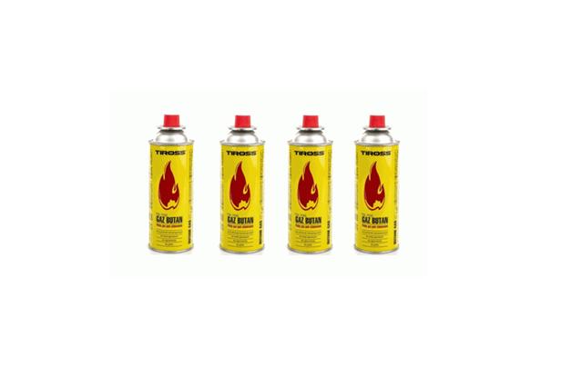 Naboje gazowe,kartusz do kuchenki ,palnika- 227g.-400ml 1
