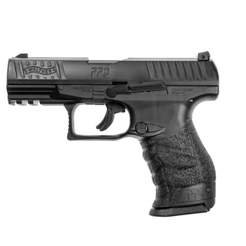 Pistolet CO2 RAM Combat Walther PPQ M2 na kule gumowe
