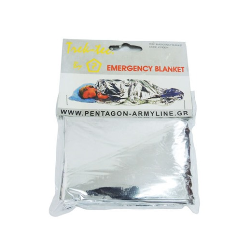 Folia termoizolacyjna Pentagon Emergency Blanket