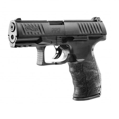 Pistolet wiatrówka Walther PPQ 4,5 mm  CO2