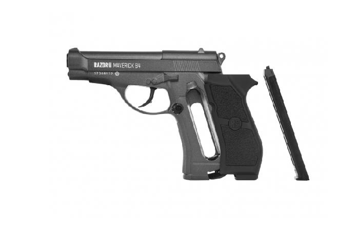 Pistolet RazorGun Maverick 84 4,5 mm BB's CO2