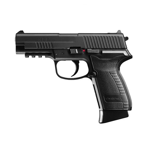 Pistolet Umarex HPP 4.5 mm blow-back