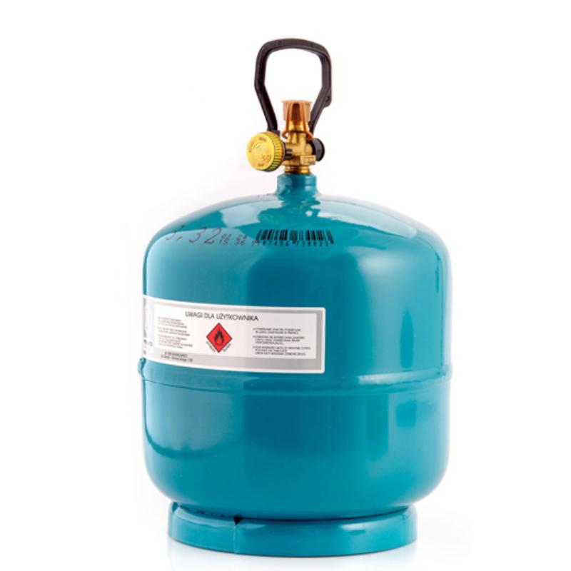 Butla turystyczna gazowa 3 kg
