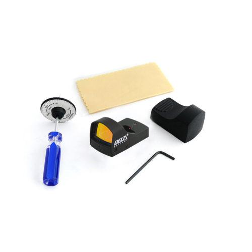 Celownik kolimatorowy, kolimator Delta Optical MiniDot