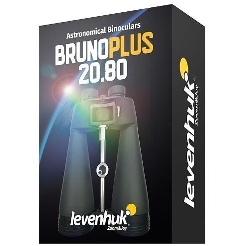 Lornetka Astronomiczna Levenhuk Bruno PLUS 20×80