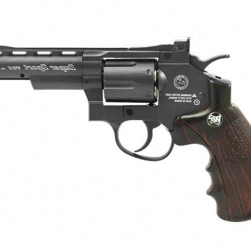 Pistolet wiatrówka – rewolwer WinGun 701 4.5 mm