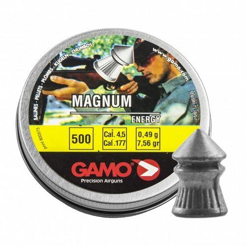 Śrut diabolo Gamo Magnum 4,5 mm 500 szt.