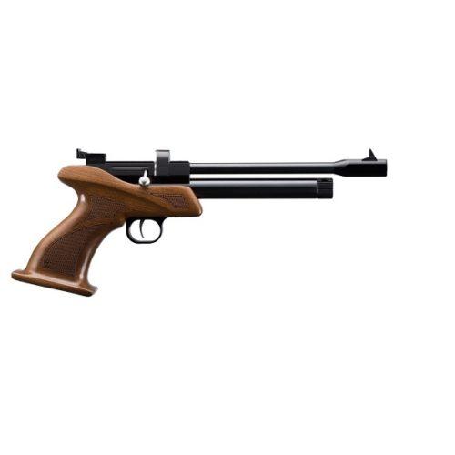 Pistolet wiatrówka Artemis CP1-M 4.5mm z magazynkiem
