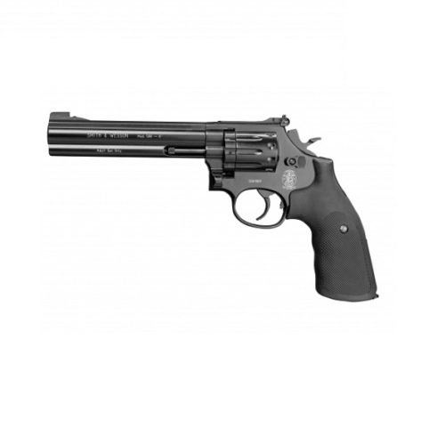 Rewolwer Smith & Wesson Mod. 586-6″ 4,5 śrut diabolo
