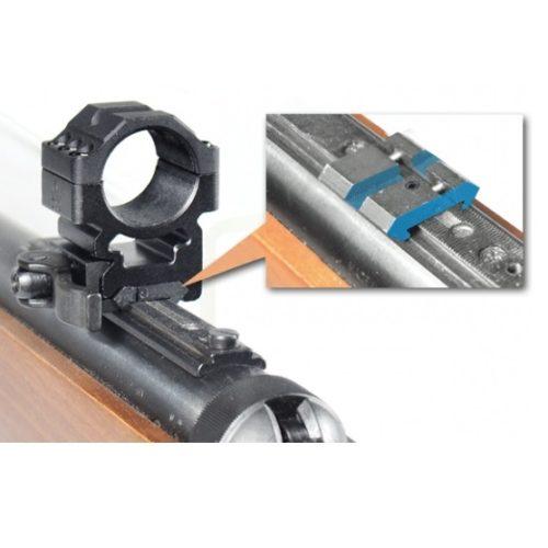 Adapter przejściówka Leapers weaver/picatinny na 11 mm