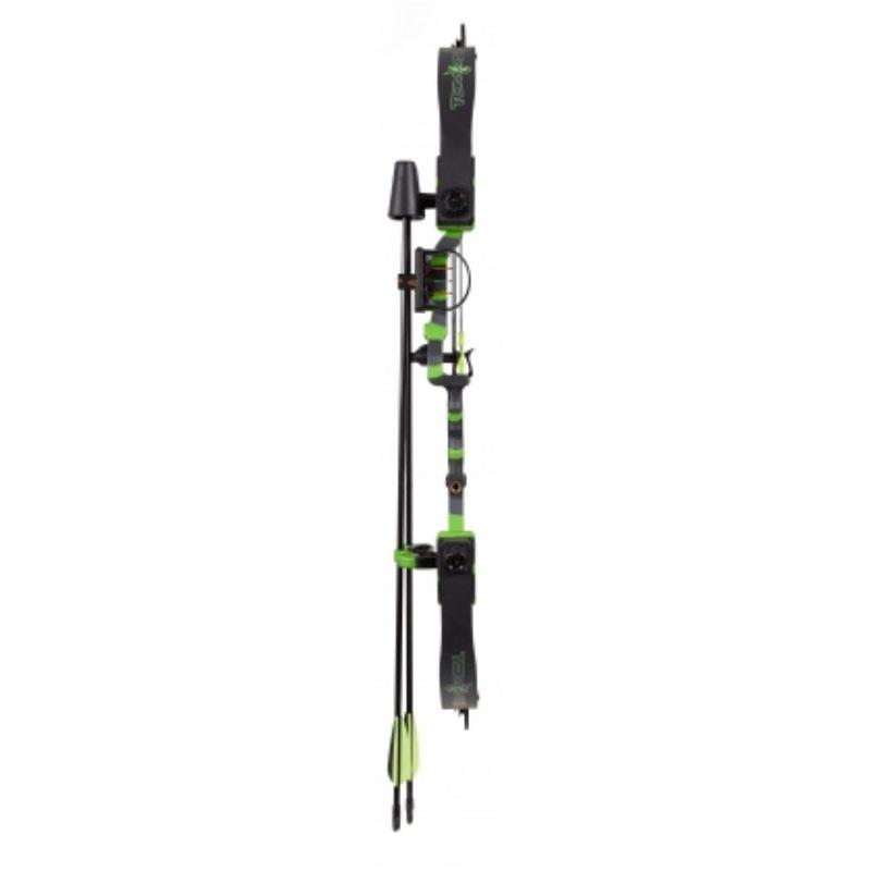 Łuk bloczkowy Barnett Tomcat 2 zielono-czarny      Kod: 008-028