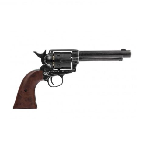 Rewolwer Colt Single Action Army .45 4.5 mm antyk      Kod: 023-022