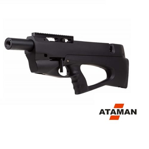 Wiatrówka PCP  ATAMAN BP17 Black Soft-Touch  5,5mm.