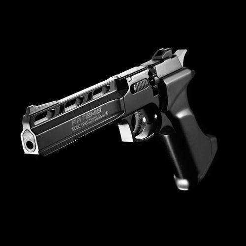 Wiatrówka pistolet Artemis CP400     Co2  – 4,5mm.