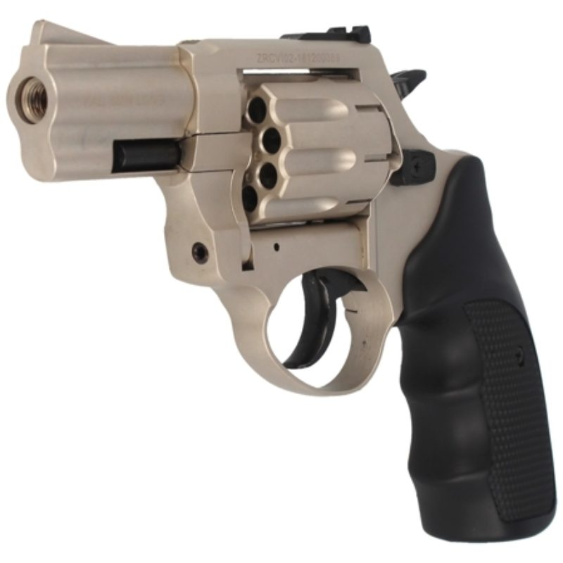 Rewolwer alarmowy Zoraki R1-2.5″ kal. 6mm long Saten     (R125SP)