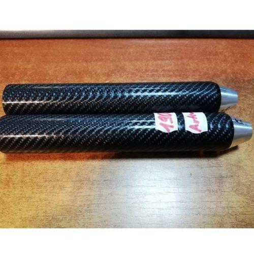 Tłumik nastawny do wiatrówki PCP PR900 Artemis kaliber 4,5mm.