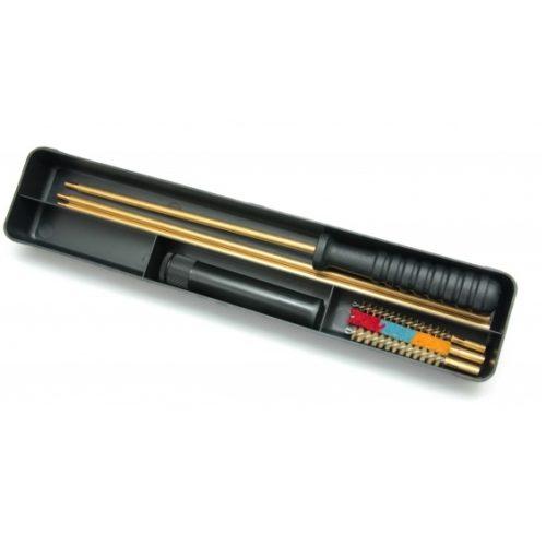 Mosiężny wycior + komplet szczotek + pudełko – 5.5 mm        Kod: 079-028