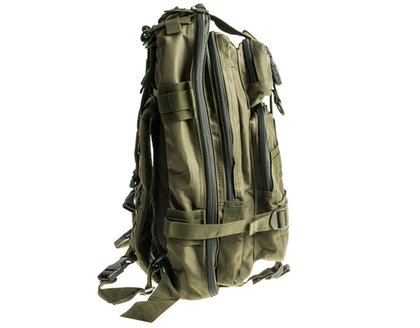 Plecak Badger Outdoor Recon 25 L Olive / BO-BPRN25-OLV/