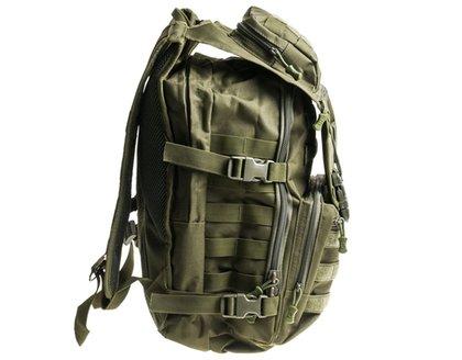 Plecak Badger Outdoor Sarge 30 L Olive  /BO-BPSR30/