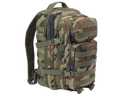 Plecak Brandit US Cooper Woodland 25 L /8007-10/