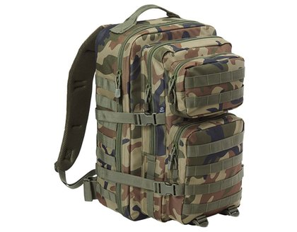 Plecak Brandit US Cooper Woodland 40 L /8008-10/