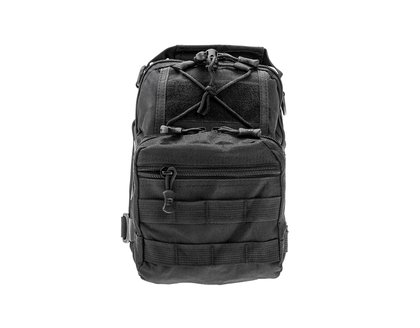 Torba Badger Outdoor Sling Tactical 10 L czarna /BO-CCS10-BLK/