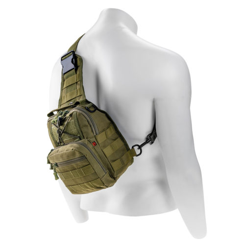 Torba Badger Outdoor Sling Tactical 10 L Olive /BO-CCS10-OLV/