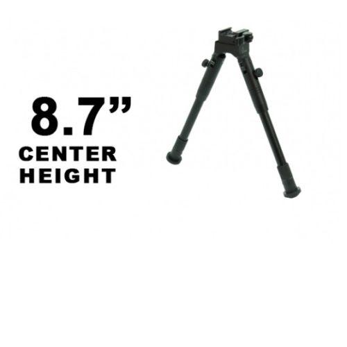 Bipod Lepaers składany Universal Shooter's QD 8.7-10.6″ Kod: 072-223