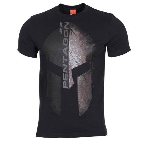 "Koszulka T-shirt PENTAGON ""Eternity"" -Black Spartan / K09012-01/"