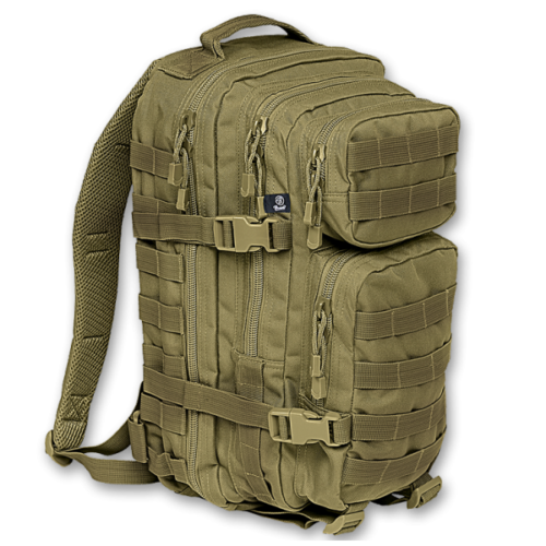 Plecak Brandit US Cooper -oliwkowy 25 L /8007-01/
