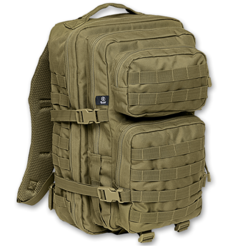 Plecak Brandit US Cooper -oliwkowy 40 L /8008-01/