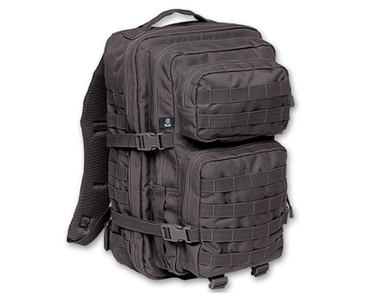 Plecak Brandit US Cooper czarny 40 L /8008-02/