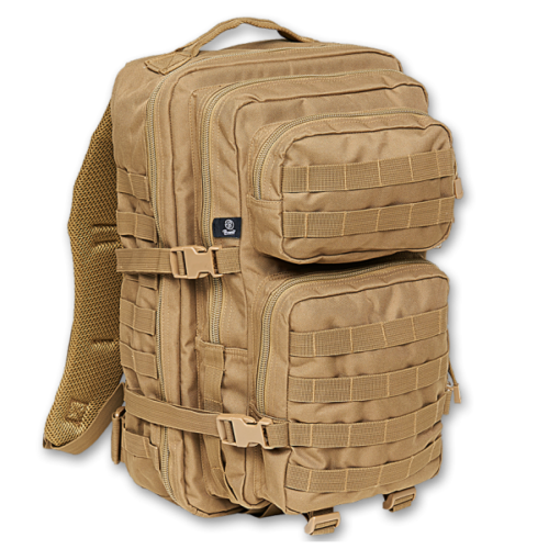 Plecak Brandit US Cooper – Coyote 40 L /8008-70/