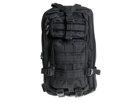 Plecak Badger Outdoor Recon 25 L Black/czarny/ BO-BPRN25-BLK/