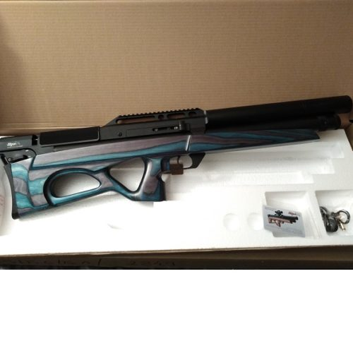 Wiatrówka PCP EDgun MATADOR R5M  Long Laminat Blue 5,5mm.