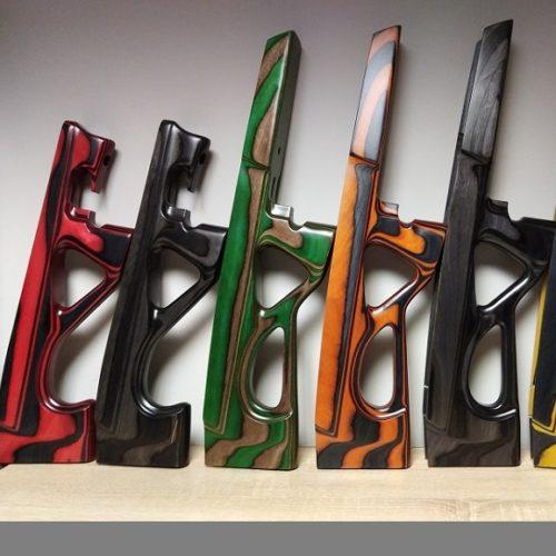 Osada Edgun Matador standart – orange laminat