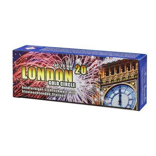 Raca pistoletowa Umarex London 20 szt.