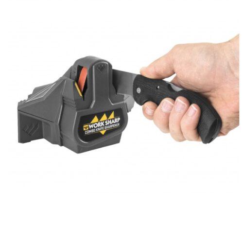 Ostrzałka elektryczna Work Sharp Combo       Kod: 009-015