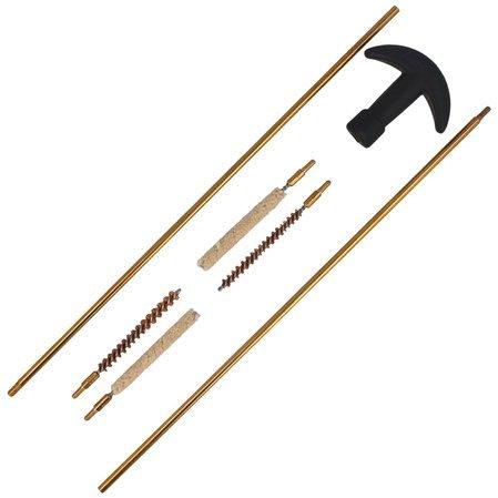 Zestaw 6-elem , wycior do czyszczenia broni ,  wiatrówek       (VO-GK22)