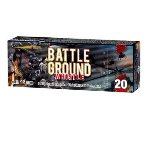Raca pistoletowa Umarex Battle Ground Whistle  20szt.