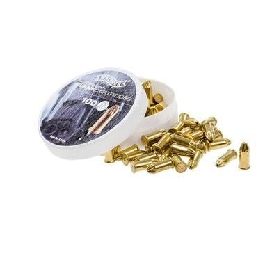 Naboje hukowe Walther 6 mm długie – LONG 100 szt.