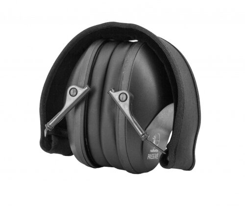 Słuchawki RealHunter Passive czarne Kod: 258-014