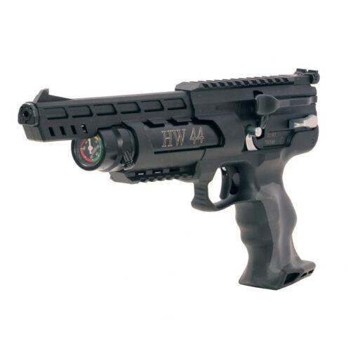 Wiatrówka – Pistolet PCP Weihrauch  HW 44 – 4,5mm.