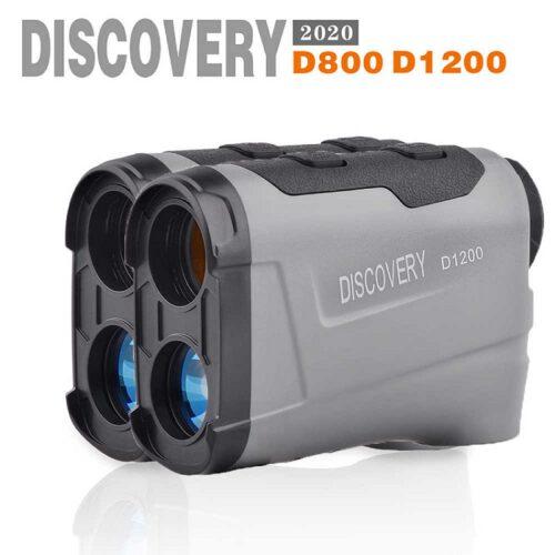 Discovery dalmierz laserowy 1200m.