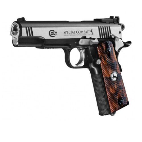 Pistolet wiatrówka Colt Special Combat Classic 4.5 mm BB CO2