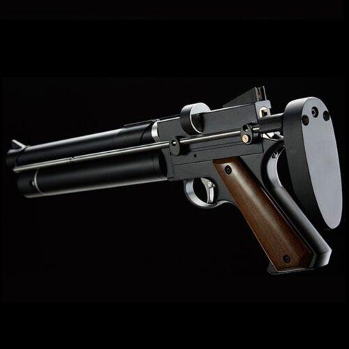 Wiatrówka pistolet PCP ARTEMIS pp750 – 4,5mm.
