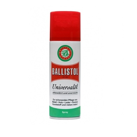 Olej do broni Ballistol spray 200 ml.