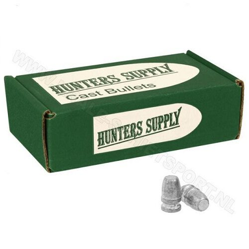 Śrut Airgun Pellets Hunters Supply 6.35 mm FP 49 grain
